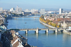 Basel, Switzerland Royalty Free Stock Images