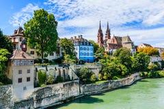 Basel, Switzerland. Stock Image
