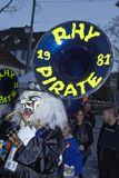 Basel (Switzerland) - Carnival 2014 Stock Images