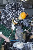 Basel (Switzerland) - Carnival 2014 Stock Images