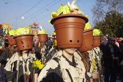 Basel (Switzerland) - Carnival 2014 Stock Photos