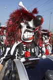 Basel (Switzerland) - Carnival 2014 Stock Photography