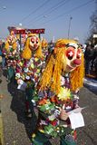Basel (Switzerland) - Carnival 2014 Royalty Free Stock Image