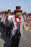 Basel (Switzerland) - Carnival 2014 Stock Image
