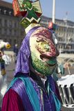 Basel (Switzerland) - Carnival 2014 Royalty Free Stock Photos