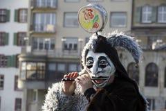 Basel (Switzerland) - Carnival 2013 Royalty Free Stock Image