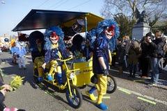 Basel (Switzerland) - Carnival 2013 Stock Images