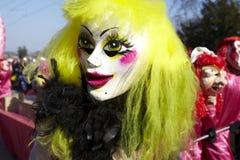 Basel (Switzerland) - Carnival 2013 Stock Image