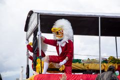 Carnival of Basel 2019 royalty free stock images