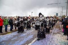 Carnival of Basel 2019 stock image