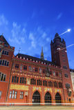 Basel Town Hall in Switzerland Stock Images