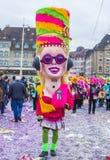 Baselkarneval 2017 Royaltyfria Bilder