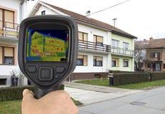 Basement Heat Leak Stock Image