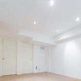 Basement room interior design Royalty Free Stock Photo