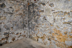 Basement wall abstract Royalty Free Stock Images