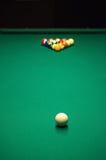 Basenów Billiards lub stół Obrazy Royalty Free
