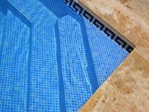 basenów kroki Zdjęcie Stock