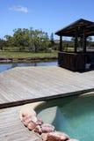 basen australijskiego kurort Obrazy Stock