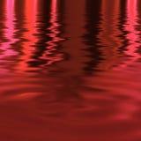 basen czerwony Obrazy Stock