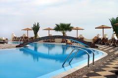 basen hotelowy Obrazy Stock