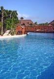 basen hotelowy Zdjęcie Royalty Free