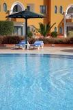 basen hotelowy Fotografia Stock