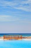 basen morza opływa zdjęcia stock