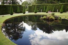 basen odzwierciedlać Zdjęcia Royalty Free
