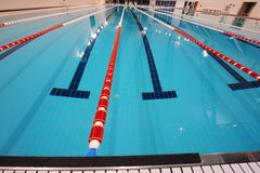 basen olimpijski opływa zdjęcie stock