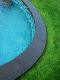 basen opływa obrazy stock