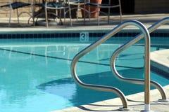 basen opływa Zdjęcia Royalty Free