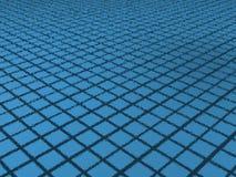 basen opływa ilustracja wektor