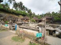 Basen przy Goa Gajah, Bali Zdjęcie Stock