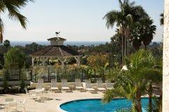 basen przybrzeżne kurort Zdjęcie Royalty Free