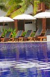 basen tropikalny Zdjęcia Stock