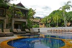 Basen w Thailand Zdjęcia Royalty Free