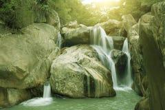 basen wodospadu Obraz Stock