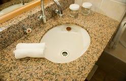 basenowa łazienki granitu bezcelowość Obraz Royalty Free