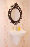 basenowa łazienka Zdjęcie Stock