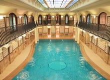basenu centrum zdrój Zdjęcia Royalty Free