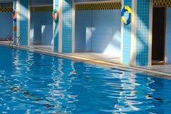 basenu dopłynięcie Obraz Stock