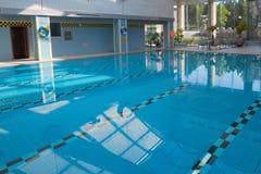 basenu dopłynięcie Zdjęcie Stock