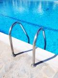 basenu dopłynięcie Zdjęcie Royalty Free