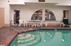 basenu hotelowy dopłynięcie Obraz Stock