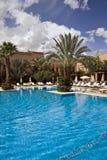 basenu hotelowy dopłynięcie Zdjęcia Stock