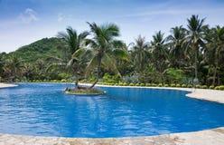 basenu kurortu dopłynięcie Fotografia Stock