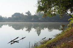 Basenu miejsce w Chiangmai Zdjęcia Royalty Free
