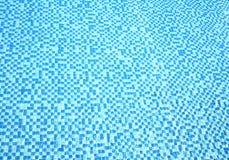 basenu odbicie pluskotał tekstury wodę Zdjęcie Stock