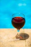 basenu wino Zdjęcia Royalty Free