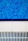 baseny parasoli pływający wody Obrazy Stock